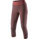 """Houdini W's Phantom Three Quarters Pant Mulberry Red"""
